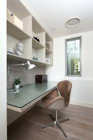 office floating desk small. Small Floating Desk Sydney Modern Home Office Contemporary With Pertaining To Prepare 7 .
