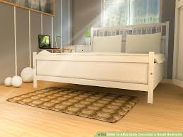 image titled decorate small. Modren Titled Redecorating Small Bedroom Image Titled Affordably Decorate A  Step 9 Decorating Master   On Image Titled Decorate Small H