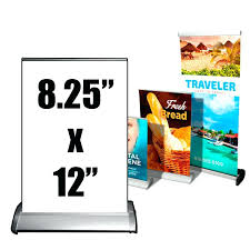 Table Top Product Display Stands tabletop banner stand display luisreguero 43