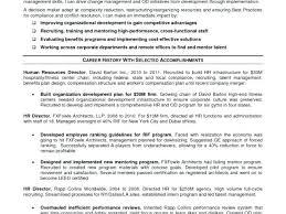 Career Change Resume Template