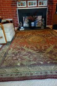how to keep throw rugs from sliding on carpet how to keep an area rug from