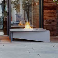 Deck Ideas Deck Modern With Outdoor Firepit Architectural Home Modern Fire Pit