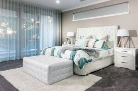 Master Bedroom Curtains Sheer Bedroom Curtains Luxurious Four Post Bed With Sheer