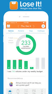 lose it weight loss app gains new design and features in big 6 0 update appadvice