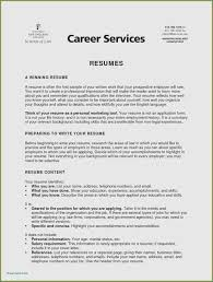 Personal Resume Template Examples Cover Letter For Fitness Job Best