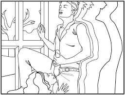 Small Picture Color Me Queer The Lesbian Themed Coloring Pages Art Thought