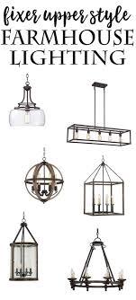 Fixer Upper Light Pendants Fixer Upper Style Farmhouse Lighting The Happier Homemaker