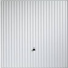 white garage door texture. Garador Carlton Standard (White) Steel Up And Over White Garage Door Texture