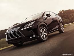 2018 lexus nx 300h. interesting lexus exterior shot of the 2018 lexus nx shown in caviar inside lexus nx 300h