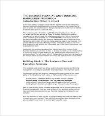 executive business plan template marketing plan executive summary template 16 free sample example