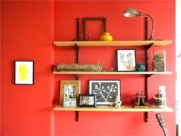 full size of shared kids room and storage ideas design for two dark wood wall shelving