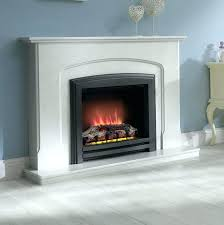 most realistic electric fireplace the electric fireplace insert