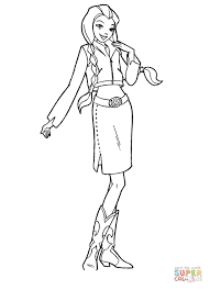 Cute Sam coloring page totally spies coloring pages free coloring pages on totally spies coloring pages