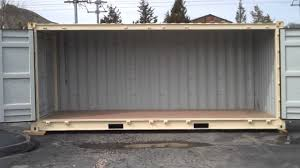 Sea Land Containers For Sale New 20 Open Side Shipping Storage Container For Sale In