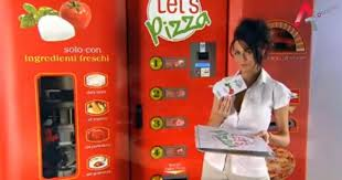 Let's Pizza Vending Machine Fascinating The Good News Is That There Will Soon Be Pizza Vending Machines In