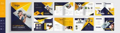 Flyer Template For Pages Brochure Vectors Photos And Psd Files Free Download
