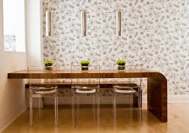 acrylic dining room chairs. Room Modern With Acrylic Chairs Dining. Image By: Toronto Interior Design Group Yanic Simard Dining P
