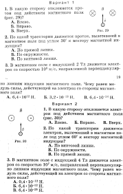 Обобщающий урок по теме Магнитное поле Электромагнитная индукция  7 Какое наше изученное правило напоминает следующая картинка Смотрите приложение 1 8 Работа с тестами из дидактического материала