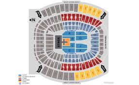 Everbank Field Concert Seating Chart Hard Rock Stadium Online Charts Collection