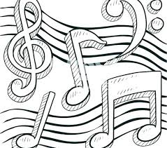 Free Music Coloring Pages Kids Coloring 2018 Pervis Spanncom