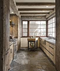 Stone Floor Kitchen Rustic Stone Flooring All About Flooring Designs