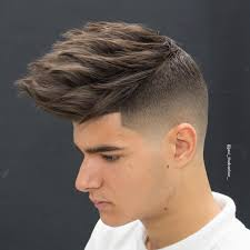 Hair Style For Men With Thick Hair 25 popular haircuts for men 2017 7060 by wearticles.com