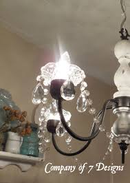 chandelier makeover part one tutorial rewireing a ceiling light into a swag