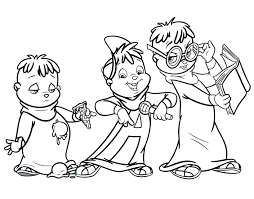 Small Picture Image The Chipmunks colouring pagepng Alvin and the Chipmunks
