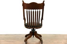 mission style oak office chair um size of desk style swivel office chair oak desk photos