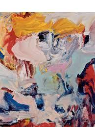 willem de kooning painting 1975 1978