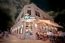 <b>Big Pink</b> | South Beach | American, Diner | Restaurant | Miami New ...
