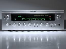 vintage sony receiver. sony str 7055 (a) was one of the biggest sales successes sony hifi in seventies. it has an output 45 watts pc. runs today as did forty vintage receiver 9