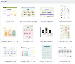 Custom Chart Custom Organizational Charts With Examples And Templates
