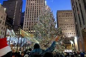 Rockefeller Center Tree lighting guide