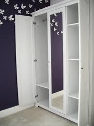 Ikea Aspelund 3 Door Wardrobe
