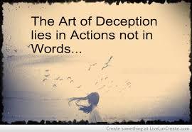 The Art Of Deception Introducing Pimpin' LaBelle Unique Deception Quotes