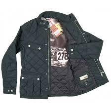 Barbour Steve McQueen™ Mulholland Quilt Jacket Black - Mens ... & Mulholland Quilt Jacket Black Adamdwight.com