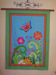 Applique Baby Quilt Patterns Custom Decorating