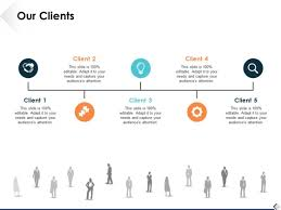 Our Clients Ppt Powerpoint Presentation Outline Format