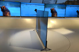sony tv 4k. sony\u0027s android tv-powered 4k televisions are ridiculously thin | techhive sony tv 4k
