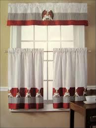 Navy And White Curtains Kitchen Gingham Valance Bathroom Tier Curtains Blue Kitchen