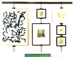 hanging wall frames photo ideas with ribbon picture diy withou