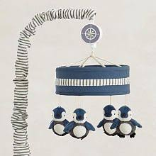 Lambs & Ivy Signature Mason Musical Mobile | Lambs & ivy, Musical mobile,  Plush penguin