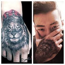 heart of a lion kid cudi tattoo. Perfect Cudi Jay Parku0027s Instagram Jparkitrighthere With Heart Of A Lion Kid Cudi Tattoo I