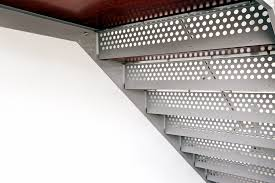 exterior steel staircase details. this metal stair installed by arden is a good example of the end-result when exterior steel staircase details e