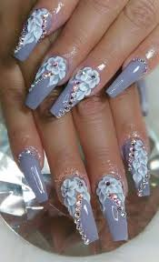 3d Nail Art Designs 60 Unique And Stylish 3d Nail Designs Nails Design With