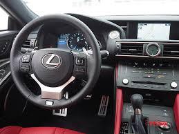 lexus rc interior. 2016 lexus rc f cockpit rc interior
