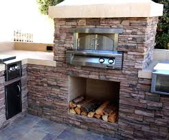 weber wood burning outdoor fireplace medium size of extraordinary and outdoor fireplace pizza oven combo