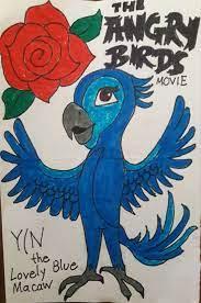 The Last Blue Macaw (Red x Reader x Leonard) - Prologue - Wattpad