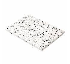 cool black and white designs. Brilliant White OK Design Coaster Terrazzo Whiteblack Large To Cool Black And White Designs